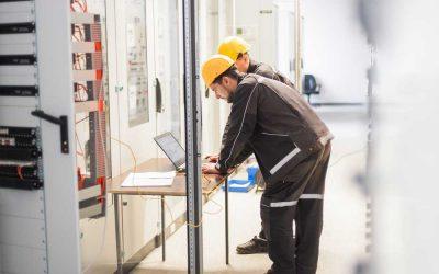 Leadernet realiza la instalación de armario Scada en el Parque Eólico Piroy (Francia) para Siemens Gamesa Renewable Energy